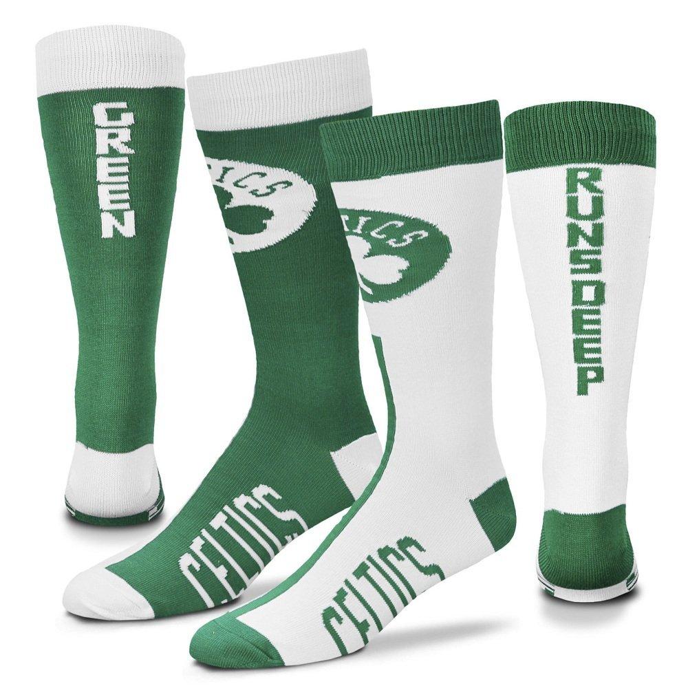 Michigan Wolverines Big Top MisMatch Crew Socks Size Med 5-10