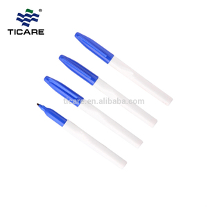 CE Medical surgical skin marker pen With Ruler