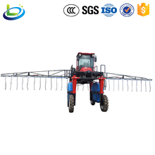 1200L high quality big power self propelled boom agricultural sprayer machine