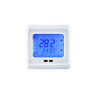 Wholesale Touch Screen Room Temperature Controller Digital Heating Thermostat