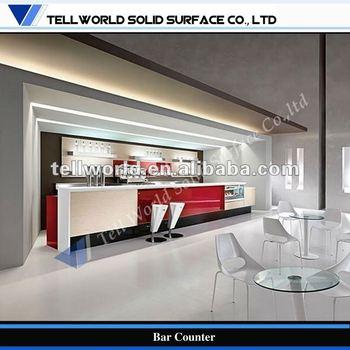 Nice Bar Counter Modern Design   Home Design Ideas