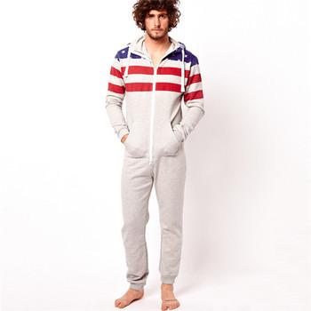 bea24d27c544 Pa0029a Adult Onesie Pyjamas American Flag Onesie - Buy American ...