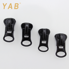 YAB High Demand Products Eco-Friendly Reversible Jacket Plastic Zipper Head Puller