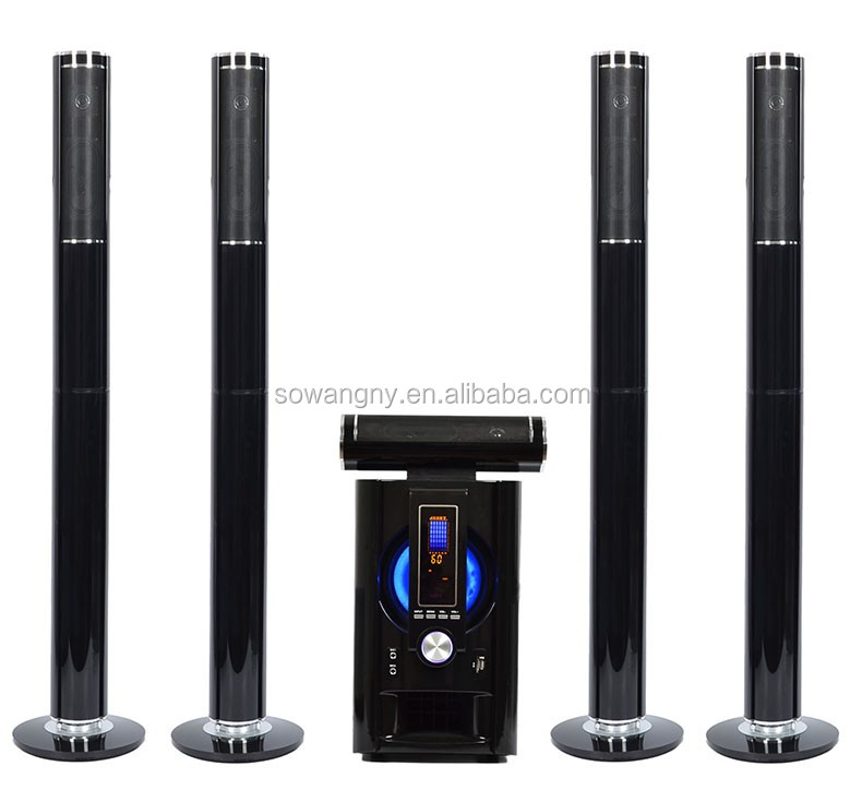 Surround sound Home theater system 5.1, blue tooth home theater, wholesale sound system