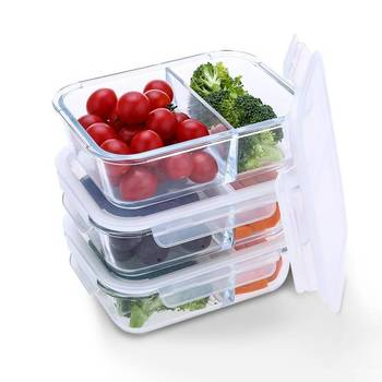 Microwave Safe Food Container With Lid Oven And Containers Product On Alibaba