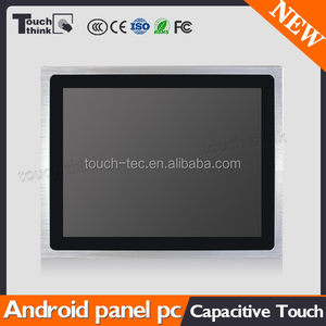 cheap IP65 15 inch industrial all in one pc with win/linux/android system