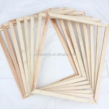 canvas painting framescanvas wood frame canvas strecher bars - Wood Frames For Canvas