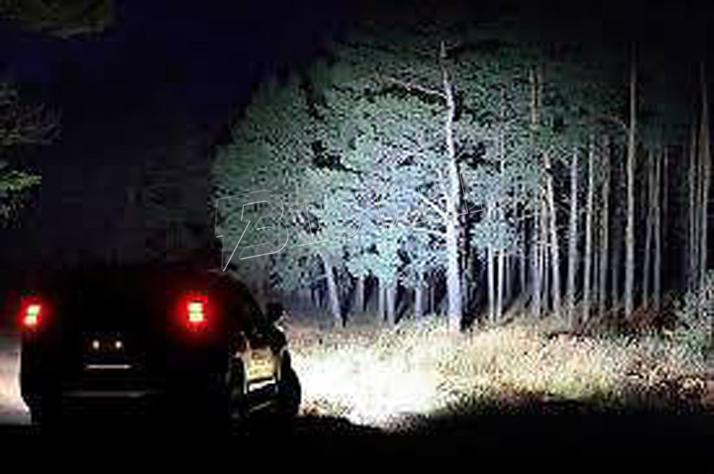 Auto LED Light Bar 4 Row 4x4 Industrial Off Road LED Light Bar 216W 288W  Quad Great Pictures