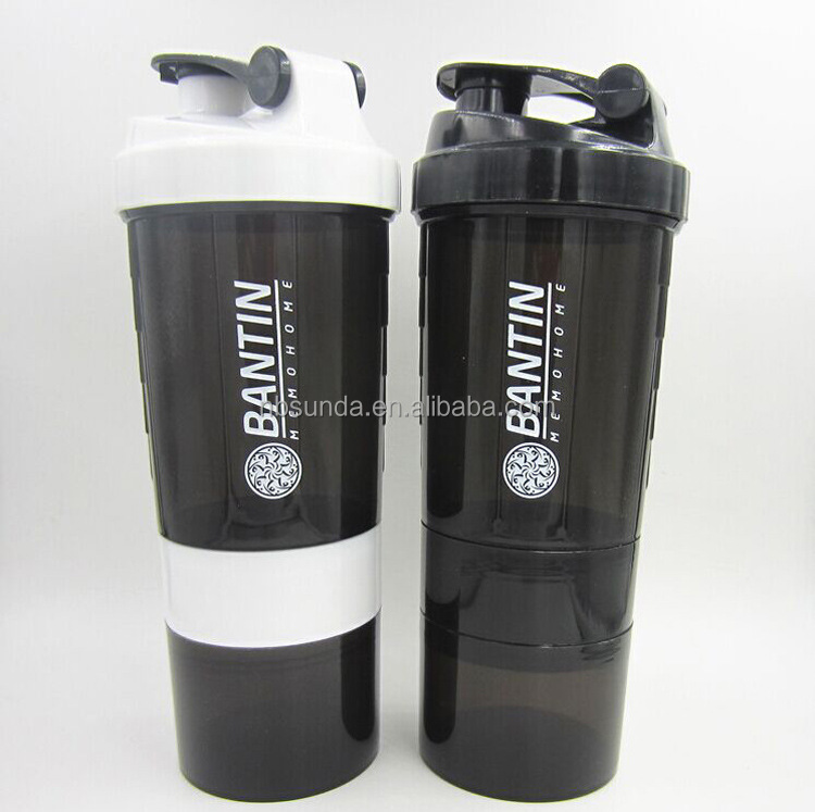 Plastic JoyShaker Shaker Bottle <strong>Sport</strong>, BPA Free Container Joyshaker Cup With Storage