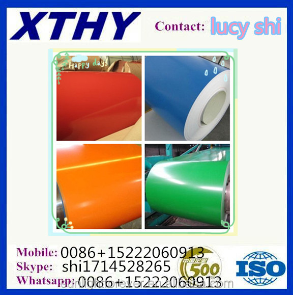 Hot Rolled Technique and BS,ASTM,JIS,GB,DIN,AISI Standard Prepainted flower galvanized steel coil