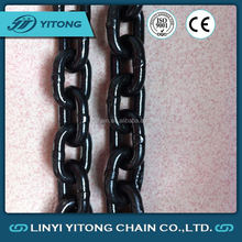 G100 Alloy Steel Twisted Link Chain