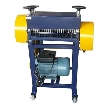 Copper Wire Recycle Acsr Power Cable Stripping Machine ...