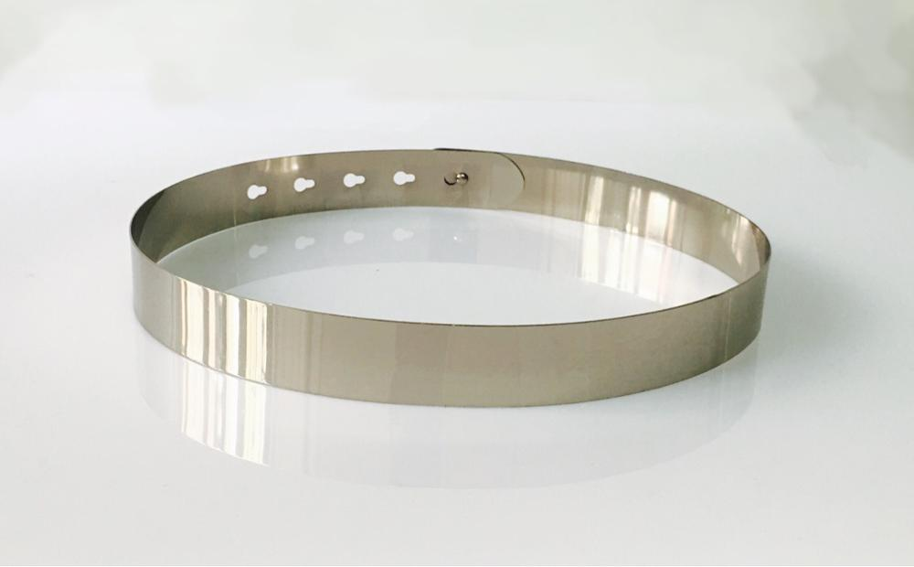2.5cm,3.0cm,4.5cm,7.0cm fashion waist metal belts,custom metal belts
