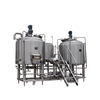 Brewpubs Restaurant Hotel Used 1000L Beer Brewery Equipment