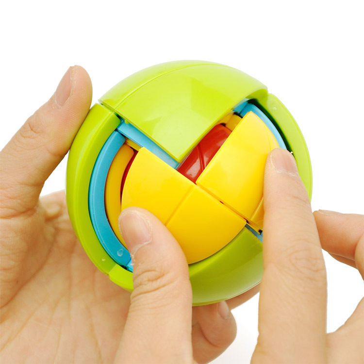 Wholesale Magic Maze Ball Intellect Ball Children's Educational Toy