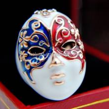 Seramik Parti Maskesi Tanıtım Promosyon Seramik Parti Maskesi