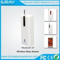wireless Glass Guard Window Alarm/Vibration Sensor Alarm