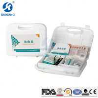 Fda Factory Beautiful Wholesale Survival First Aid Kit With Lock ...
