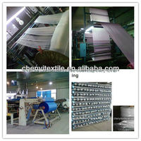 High quality textile weaving mills in china