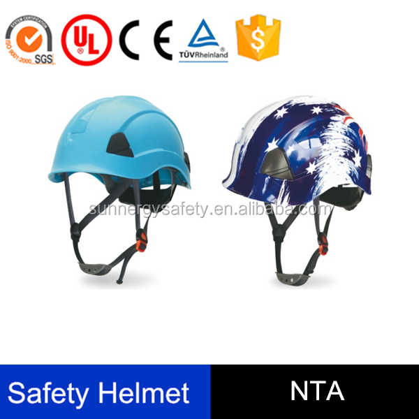 CE ABS Materials Safety Helmet