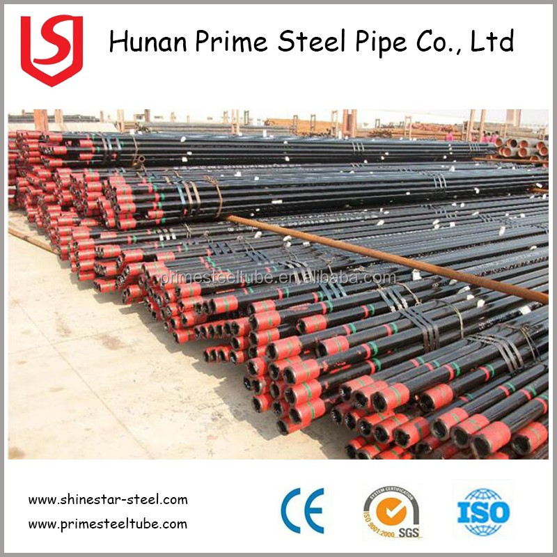 "9 5/8 "" APL 5CToil and gas tubing BTC saw gas pipe / oil steel pipe/seamless pipes"