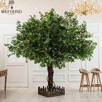 Hot Sale 3 Meters Artificial Ficus Tree - Buy Indoor Artificial ...