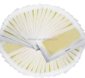 Top quality Disposable Hair Removal wax strips/paper