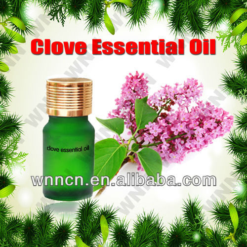 pure natural clove essential oil 85%