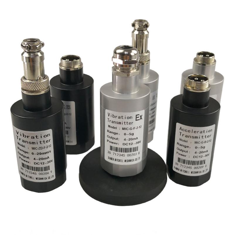 0-20 mm/s KH-HZD vibrations transmetteur capteur d'accélération
