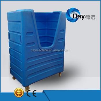Hm 3 Pe Plastic Heavy Duty Trolley Cage Best Sale Linen