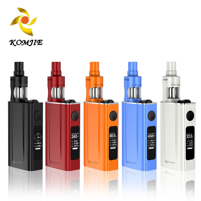 Joyetech evic VTwo with cubis pro atomizer full kit With VT Ni Ti SS316 Bypass VW TCR eVic VTwo