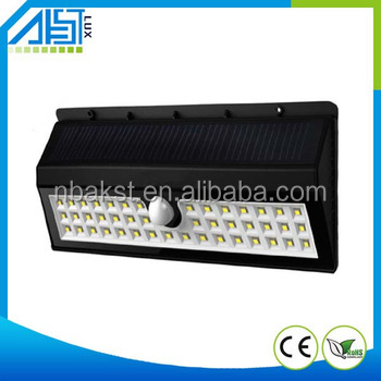 Express supporting 44LED waterproof led lamp solar lights outside used