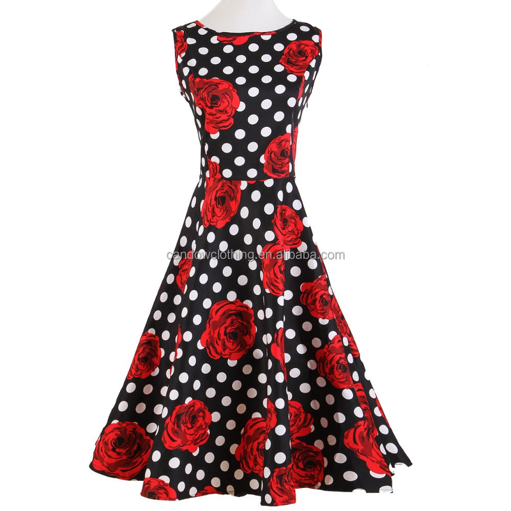 rockabilly pinup wedding party wholesale clothing dropship 50's <strong>plus</strong> <strong>size</strong> <strong>dress</strong>