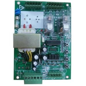 Custom Earthly feeling LED Traffic Light Controller For Car Park, Red/Green/Yellow Traffic Signal Light Controller