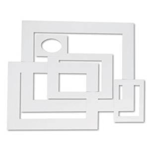 PAC72500 - Pacon 72500 Pre-Cut Mat Frame