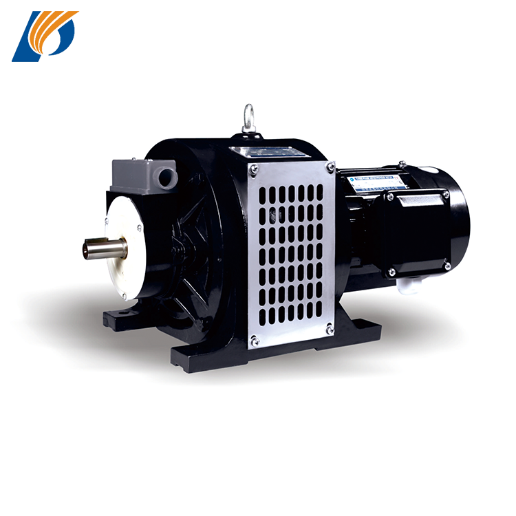 YCT series 3 phase electric motor with speed adjustable electromagnetic motor brake