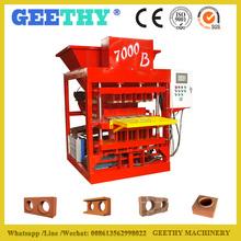 Eco 7000 Plus auto clay brick machine /auto clay brick making machine