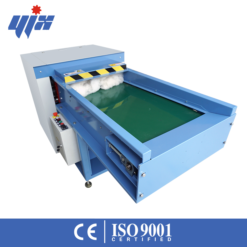 Low MOQ fiber opening machine/non-woven polyester opener/opening with cheapest price