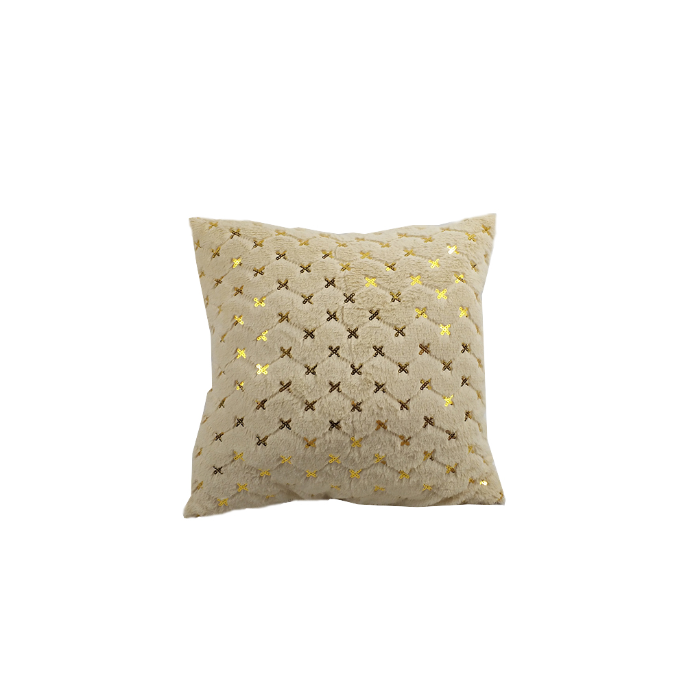 China Factory Direct Wholesale Sequin cushion
