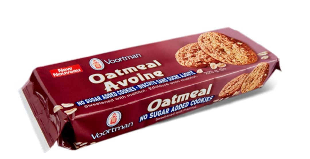 Buy Voortman Oatmeal Flaxseed Cookies 8 Oz In Cheap Price On