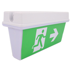 Lamp IP65 Emergency Luminaries CE RoHS SAA Maintained Exit Lamp Battery Backup Exit Signs Emergency Light