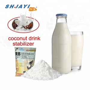 New product promotion coconut Flavored Milk Emusifier and Stabilizer