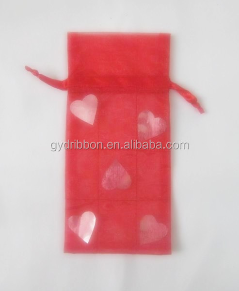 Organza Candy Bags Wedding Organza Gift Bags with Tassel/Custom Small foldable jute giftbag,snowflake organza gift bags