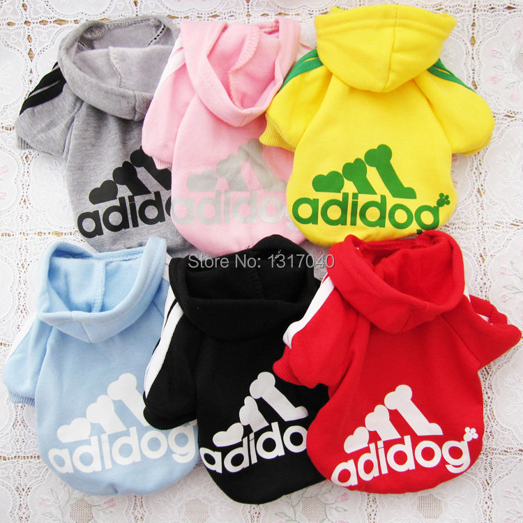 One Piece Hot Selling Cheapest Pet Dog Clothes Clothing Coat Hooded