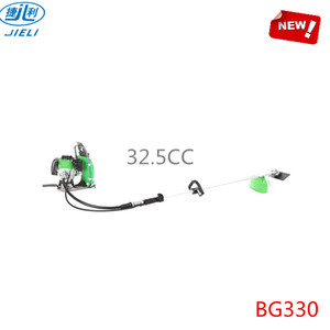 india agricultural machine to cut grass BG330 brush cutter/ weed trimmer 32cc on sale