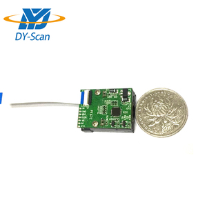 China Factory Supply Mini Bluetooth Wireless Barcode Scanner Module PCB for  Android/iOS