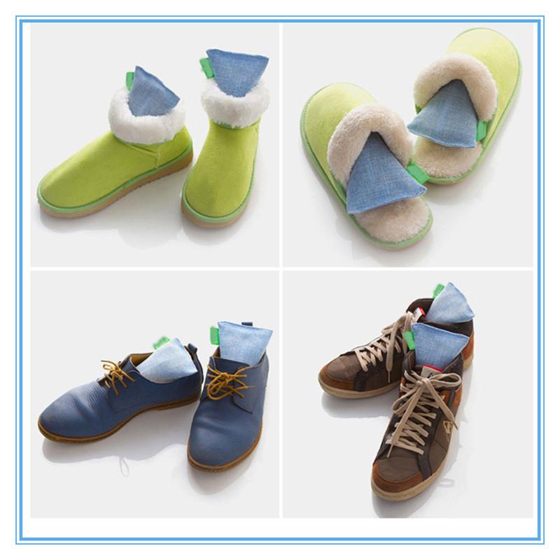 eshare 90 g odeur de citron de charbon de bambou chaussures d sodorisant d odorant pour. Black Bedroom Furniture Sets. Home Design Ideas