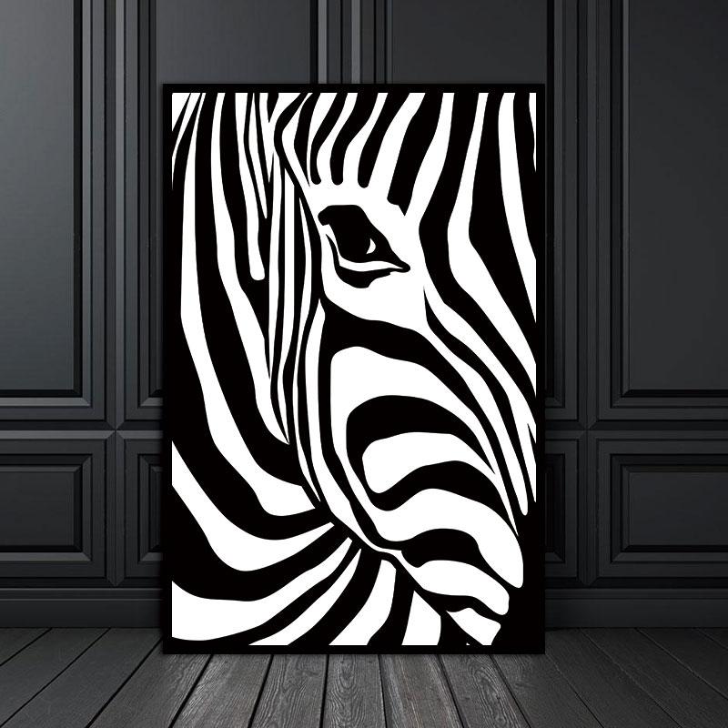76 Gambar Abstrak Hitam Putih Wajah Terbaik
