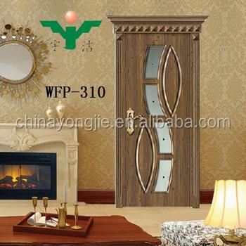 Yongjie Doors Company Turkish Door Designs Interior Pvc Door