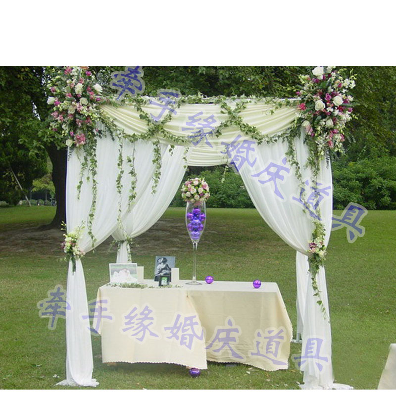Green Canopy Decor: Popular Wedding Tent Decorations-Buy Cheap Wedding Tent